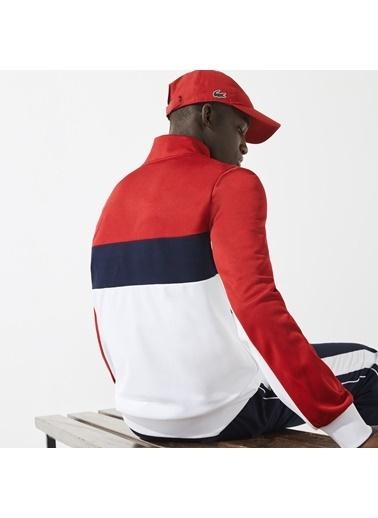 Lacoste Erkek Sport Sweatshirt SH9543.4HU Renkli